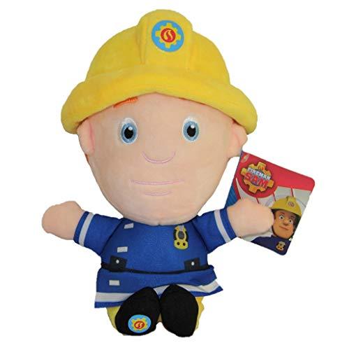 feuerwehrmann sam pluesch Feuerwehrmann Sam Plüsch Figur 28 cm Plüschtier - Sega Plush Stofftier, Feuerwehrmann Sam Jones
