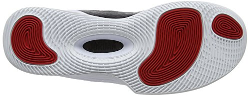 Nike Herren Jordan Ultra Fly 2 Basketballschuhe Mehrfarbig (Black/white/university Red)