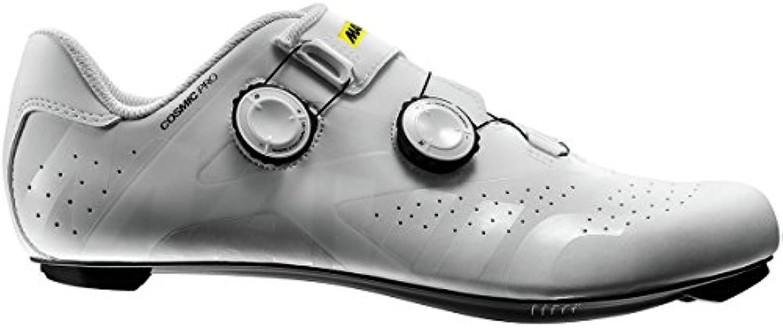 Mavic Cosmic Pro - Zapatillas - Blanco/Blanco/Negro Talla del Calzado UK 8 | EU 42 2019  -