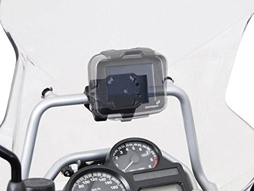 SW Motech GPS.07.637.10000/B Navi de Soporte en Tubo ř 17mm, Black, OS