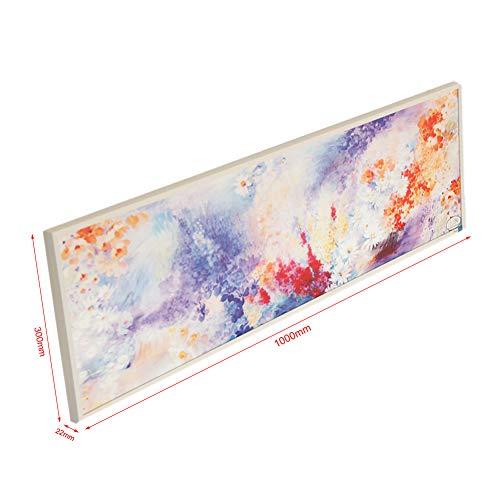 Infrarot-Heizung-Panel Raumheizung Elektrische Heizungen 180W-600W Blume 300W kaufen  Bild 1*