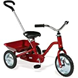 Smoby - 455004 - Vélo et Véhicule pour Enfants - Tricycle - Jockey Benne - Classique