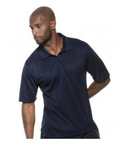 GameGear Cooltex ® ® Champion Herren Polo Shirt Weiß - Weiß