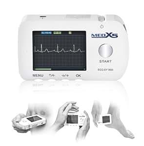 Medx5 Électro-cardiogramme de poche pour urgences