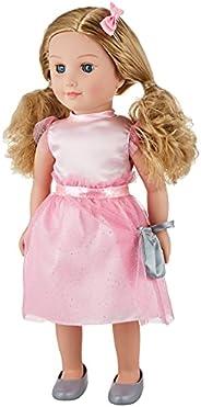 Hayati Girl 18 inch Sandy Fashion Doll, multi, TP100101