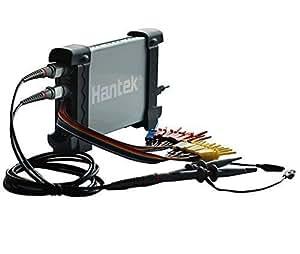 Mory 20Mhz Bande passante 2 in 1 Oscilloscope Générateur 6022BL & 16ch Logique Analyseur 2 Canaux 20MHz bande passante 48MSa/s 1M Profondeur Mémoire 8 Bits Résolution Verticale