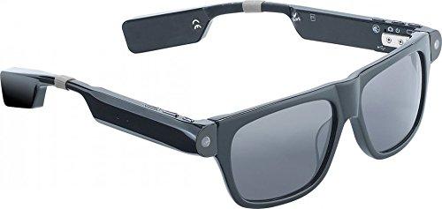 simvalley MOBILE Smart occhiali SG-100, BT Con Bluetooth e 720 P HD