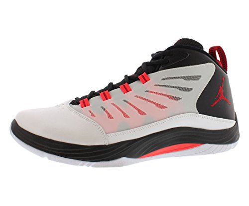 Nike - Jordan Super.fly 3, - Uomo Fusion Pink/Electric Orange