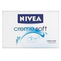 Nivea Creme Soap (125g) (Pack of 3)