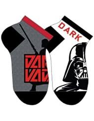 disney Pack 2 calcetines jacquard Star Wars