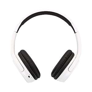 BeeWi BBH102-A1 Casque Stéréo Bluetooth pour Téléphone portable/Tablette Blanc