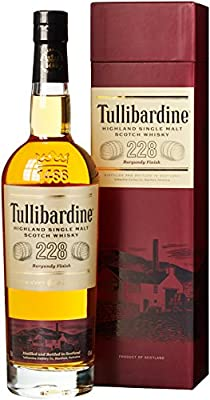 Tullibardine Burgundy Finish Whisky (1 x 0.7 l)