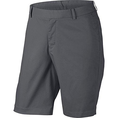 Nike Herren Modern Fit Washed Shorts, Dark Grey, 34