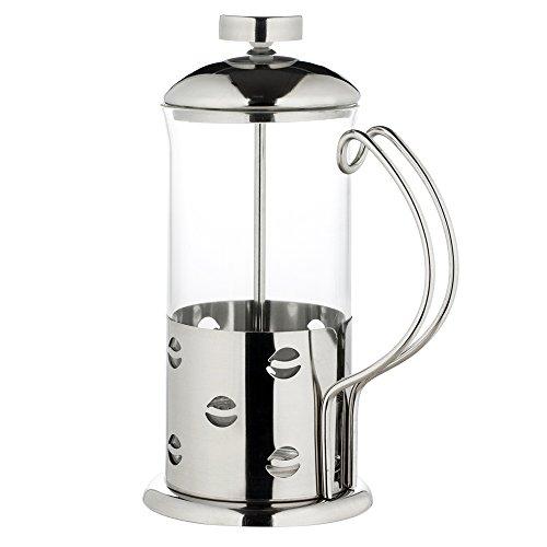 Decdeal - Cafetera de Prensa Francesa de Vidrio (0,35 Litros / 350 ml)