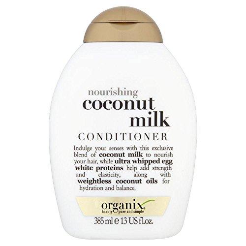 Organix Nutriente Latte Di Cocco Condizionatore (385ml) (Confezione da 6)
