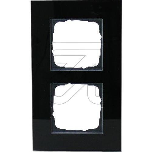 KLEIN 55 Glasrahmen 2-fach K552512/15 schwarz 55