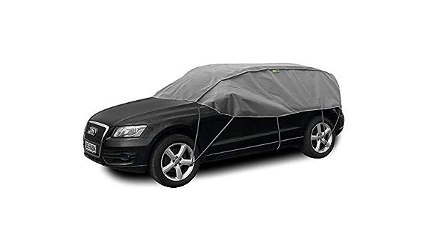 Kegel Blazusiak Halbgarage Winter Suv Kompatibel Mit Volkswagen Tiguan Uv Schutz Auto Abdeckung Auto