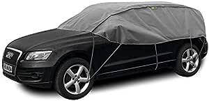 Kegel Blazusiak Halbgarage Winter Suv Kompatibel Mit Mazda Cx 5 Uv Schutz Auto Abdeckung Auto