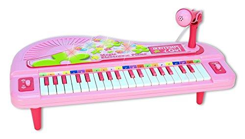 Bontempi iGirl10 2071 - Pianoforte Elettronico da Tavolo
