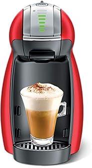 ماكينة تحضير القهوة نسكافيه دولتشي غوستو جينيو 2، لون احمر