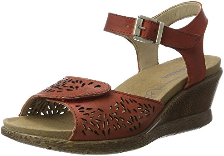 romika femmes & eacute; nevis 05 plateforme ouverte ouverte ouverte des sandales b01m67ye4n parent | Magnifique  774d26