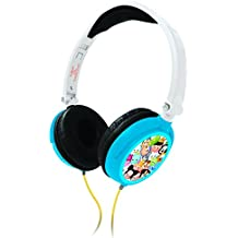 Lexibook HP010TT Disney Tsum Tsum Stereo Kid Safe Foldable Headphones