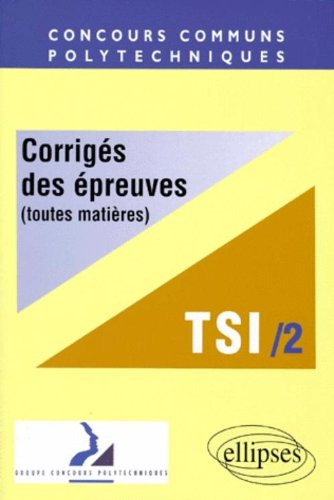 La filière TSI 2
