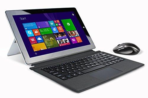 Cello CT11664 11.6-Inch Touchscreen Full-HD Laptop (Black) - (Intel Atom X5-Z8300, 4 GB RAM, 64 GB HDD, Intel HD Graphics, Windows 10)