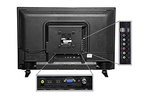 Polaroid 80cm (32 inches) LEDP032A HD Ready LED TV (Black)