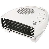 Dimplex DXFF20TSN Electric Flat Fan Heater, 2 Kilowatt