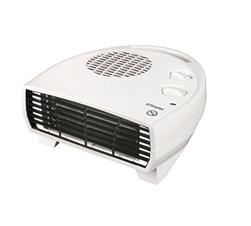 419vC0uiYFL - Dimplex DXFF20TSN Fan Heater, Plastic, 2000 W, White