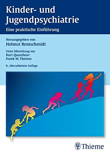 Cover »Kinder- und Jugendpsychiatrie«