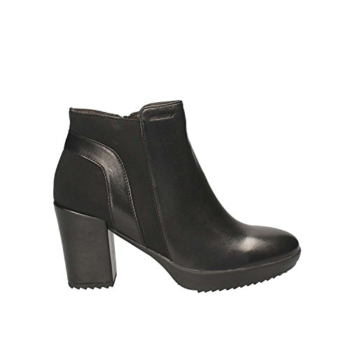 Bottines - Boots, couleur Noir , marque STONEFLY, modèle Bottines - Boots STONEFLY OPRAH 1 Noir