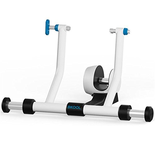 Bkool GORETFR Home Trainer Mixte Adulte, Blanc, Taille Unique