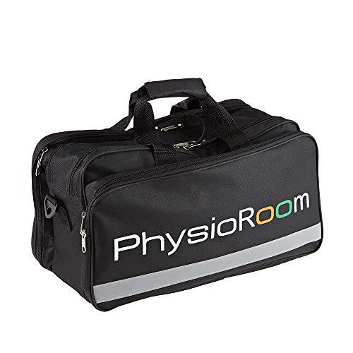 Sports Erste Hilfe Tasche - Groß, Leichtgewichtig, Wasserabweisendes Nylon - zum Aufbewahren von Medizinischer Ausrüstung und Geräten: Bandagen, Pflaster - Erstversorgungstasche für Fußballer (Leer)