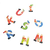 Colourful Wooden Alphabet Letters For Rooms / Doors / Walls. Great Door Name. Letter W