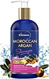StBotanica Moroccan Argan Hair Shampoo With Organic Argan Oil (No Sulphate & Paraben)
