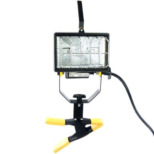Sunlite 04371-su QF150150-watt Q150/T3Klemme auf Halogen Lampe Arbeit - Halogenlampe T3 150w