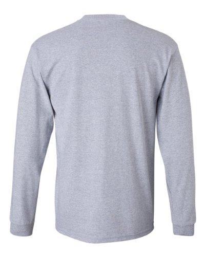 Pirate Booty auf American Apparel Fine Jersey Shirt Sport Grey (Heather)