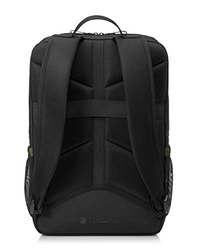 """HP Sac à dos Gaming Pavilion Gaming 400 Pour ordinateur portable jusqu'à 15,6"""" - Imperméable - Panneau arrière rembourré et Bretelles ergono... 5"""
