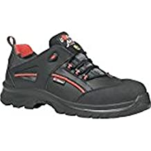U de Power Zapatilla de Elite S3Src zapato de seguridad para hombre, color Negro, talla 45