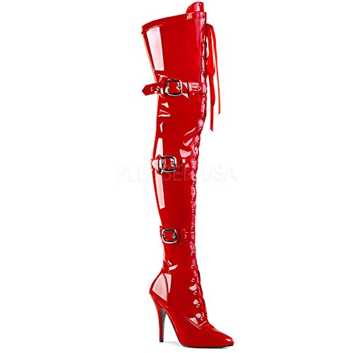 Pleaser Women SEDUCE-3028/R Boots -