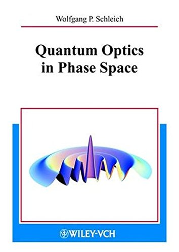 Preisvergleich Produktbild Quantum Optics in Phase Space