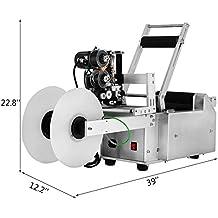 Autovictoria LT-50D Máquina Etiquetadora de Botellas Bottle Labeling Machine 20-50 piezas /