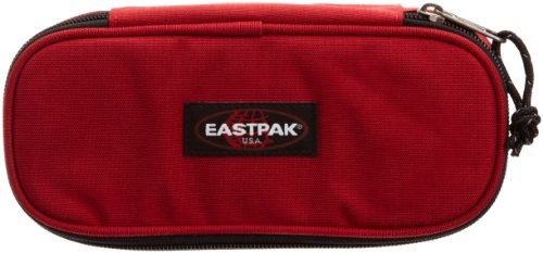 Eastpak - Oval Single Trousse, 22 cm, Chuppachop Red