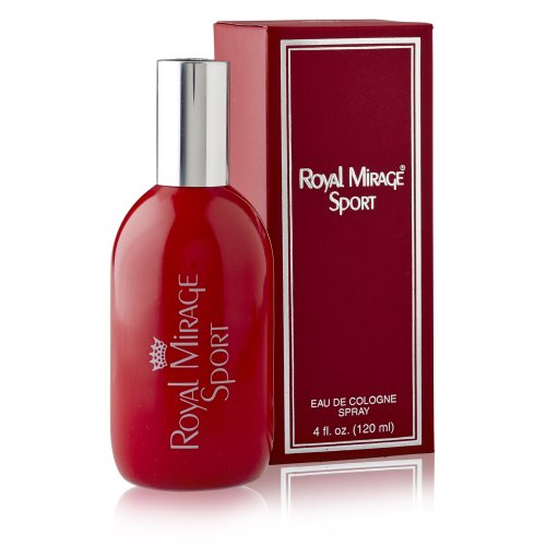 Royal Mirage Sport EDC Spray 120ml  available at amazon for Rs.670