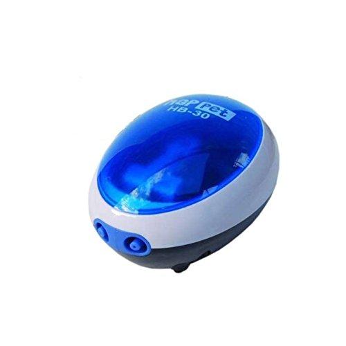 Pompe à air HB30 pour aquariums de 200 à 300 litres