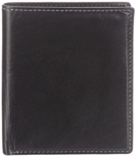 Bodenschatz Ranco 8-187 RO 01 Herren Geldbörsen 11x12x2 cm (B x H x T) Schwarz (Black)
