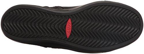 MBT Jambo 6s Zipper Boot W, Sneaker a Collo Alto Donna Nero (03G)