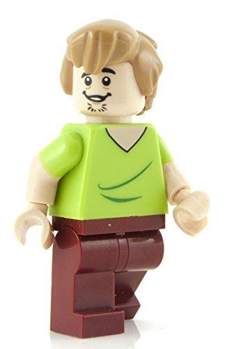 Lego SHAGGY Minifigur TEILUNG von Scooby Doo 75900 set